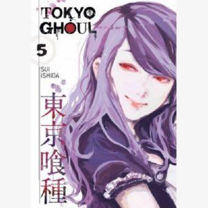 Tokyo Ghoul GN Vol .05