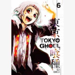 Tokyo Ghoul GN Vol .06