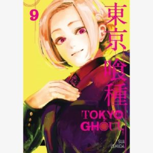 Tokyo Ghoul GN Vol. 09