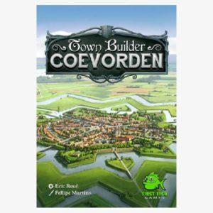 Townbuilder Coevorden (Kickstarter)