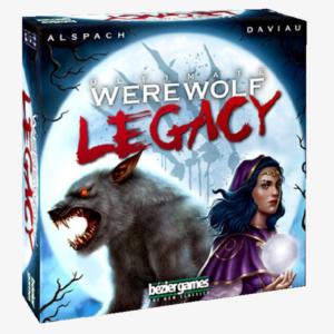 Ultimate Werewolf Legacy Engelstalig