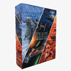 Unlock Star Wars Engelstalig