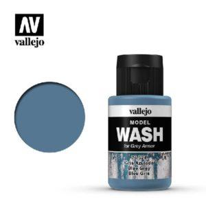 VA Wash Acrylic Color Blue Grey