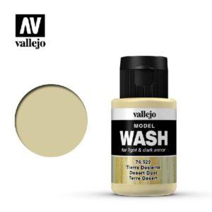 VA Wash Acrylic Color Desert Dust