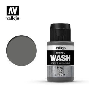 VA Wash Acrylic Color Grey