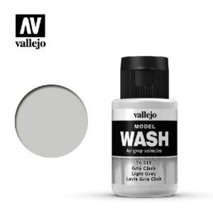 VA Wash Acrylic Color Light Grey