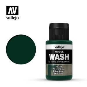 VA Wash Acrylic Color Olive Green
