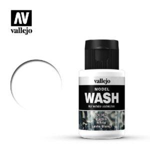 VA wash Acrylic Color White