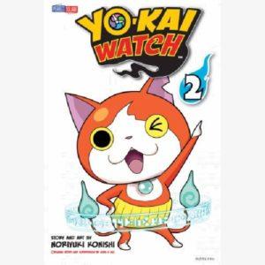 Yo-Kai Watch GN Vol. 02