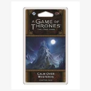 AGOT LCG 2nd edition: Calm over Westeros