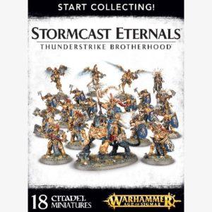 AOS - Stormcast Eternals Thunderstrike Brotherhood Start Collecting