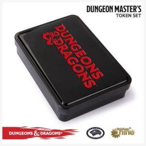 D&D Token set Dungeon Mastser's