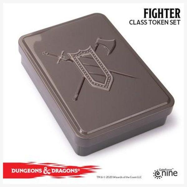 D&D Token set Fighter
