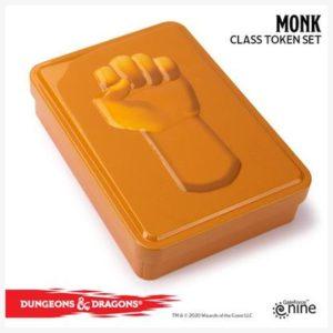 D&D Token set Monk