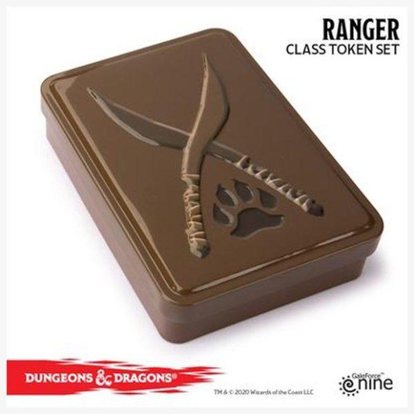 D&D Token set Ranger