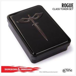 D&D Token set Rogue