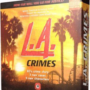 Detective A Modern Crime Game L.A. Crimes Engelstalig