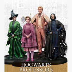 Hogwarts Professors (Harry Potter Adventure Miniature Game)