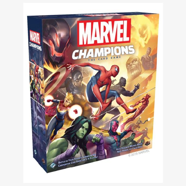 Marvel Champions The Cardgame Engelstalig
