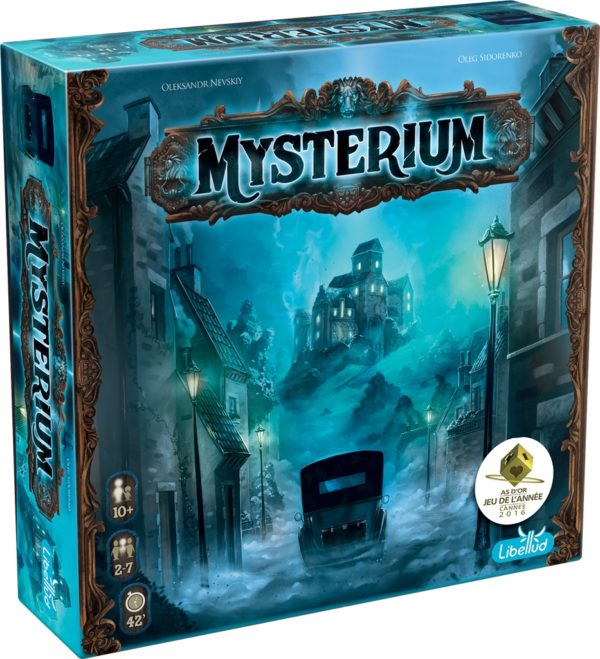 Mysterium NL/Fr