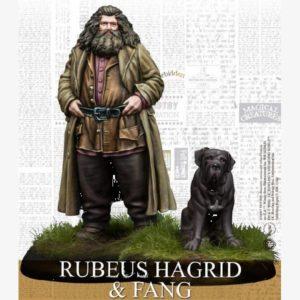 Rubeus Hagrid (Harry Potter Adventure Miniature Game)