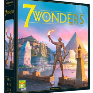 Seven Wonders Versie 2 Nederlandstalig