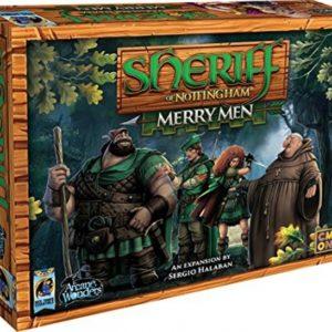 Sheriff of Nottingham Merry Men (1e editie)