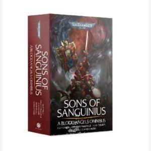 Sons of Sanguinius, a blood angels onmibus