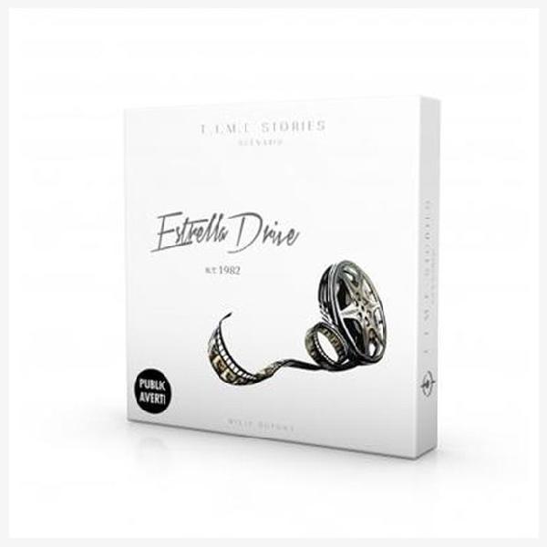 T.I.M.E. Stories Estrella Drive Engelstalig