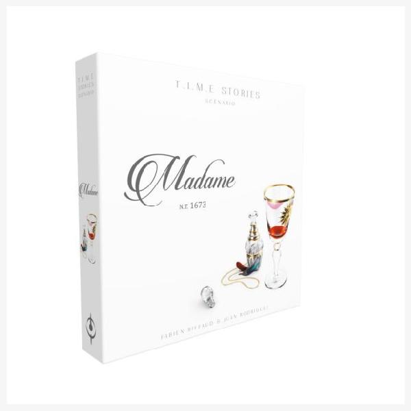 T.I.M.E. Stories Madame Engelstalig