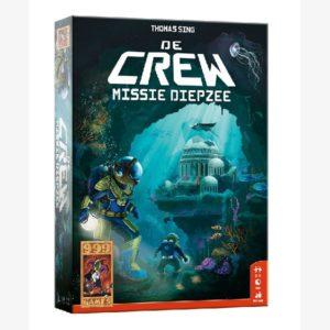 De Crew missie diepzee Nederlandstalig