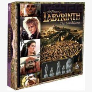 Labyrinth Jim Henson Engelstalig