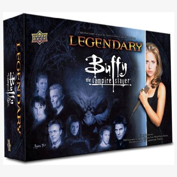 Legendary Buffy the Vampire Slayer Engelstalig