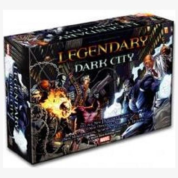 Legendary Dark City Engelstalig