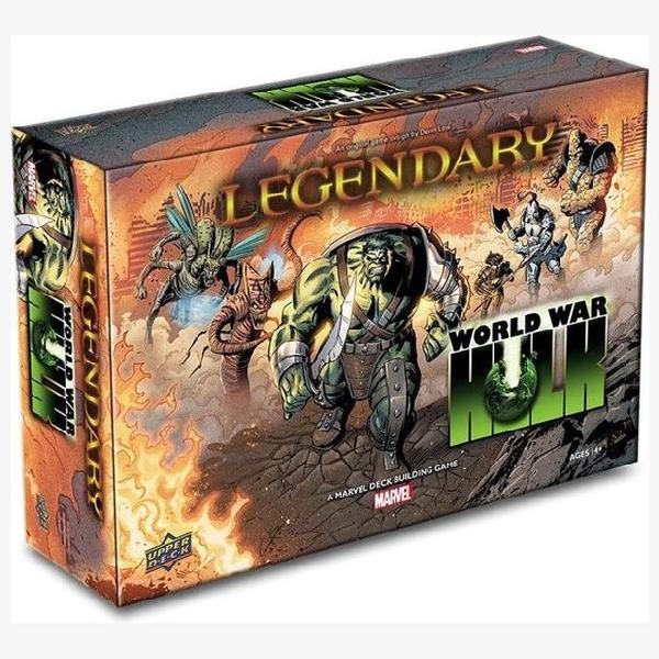 Legendary World War hulk Engelstalig