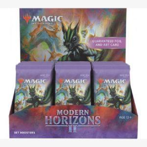 Modern Horizons 2 Set Boosterbox
