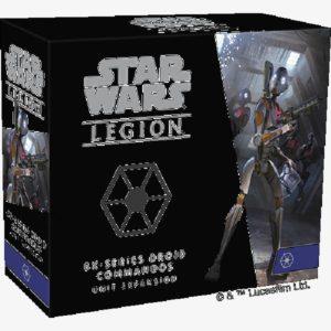 Star Wars Legion BX-series Droid Commando's Engelstalig