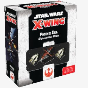 Star Wars X-wing 2.0 Phoenix Cell