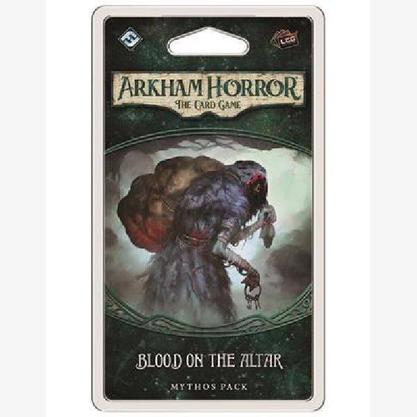 Arkham Horror The Cardgame Blood on the Altar