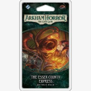 Arkham Horror The Cardgame Essex County Express