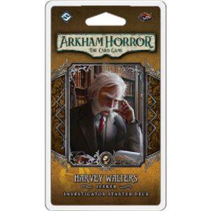 Arkham Horror The Cardgame Harvey Walters Investigator Deck