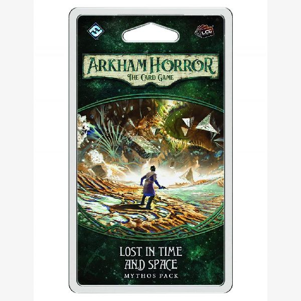 Arkham Horror The Cardgame Lost in Time and Space