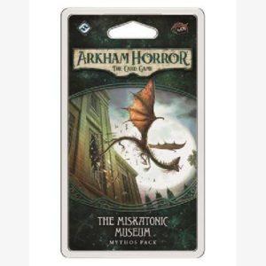Arkham Horror The Cardgame Miskatonic Museum
