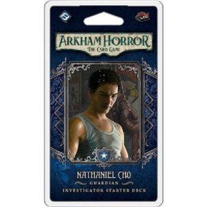 Arkham Horror The Cardgame Nathaniel Cho Guardian Deck Engelstalig