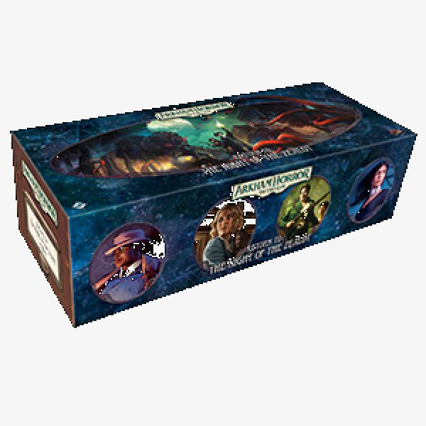 Arkham Horror The Cardgame Return to the Night of the Zealot