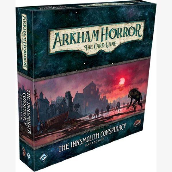 Arkham Horror The Cardgame The Innsmouth Conspiracy
