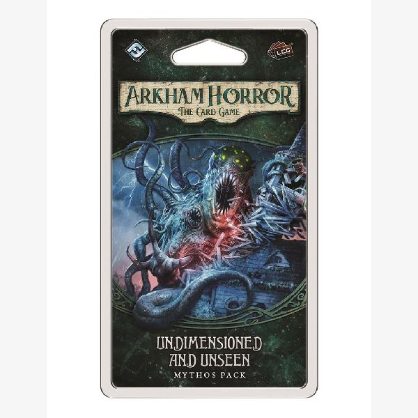 Arkham Horror The Cardgame Undimensioned & Unseen