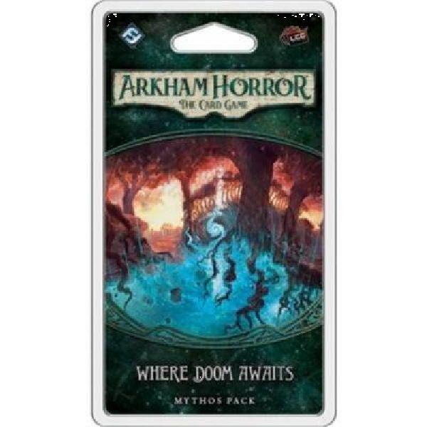 Arkham Horror The Cardgame Where Doom Awaits