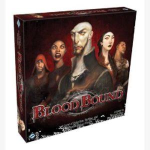 Blood Bound Second Edtion