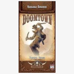 Doomtown reloaded Frontier Justice saddlebag expansion